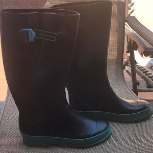 New listing :Marc Jacobs Rubber Rain Boots